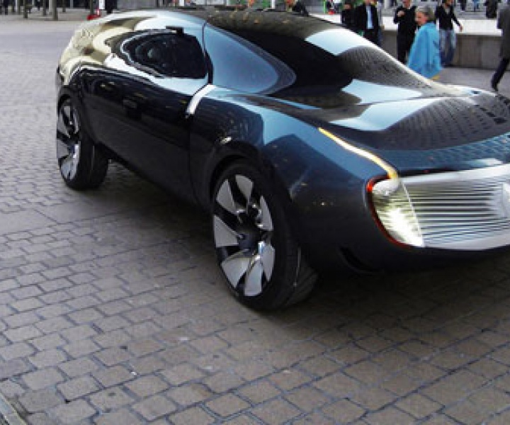 .MGX and Renault's Car of the Future
