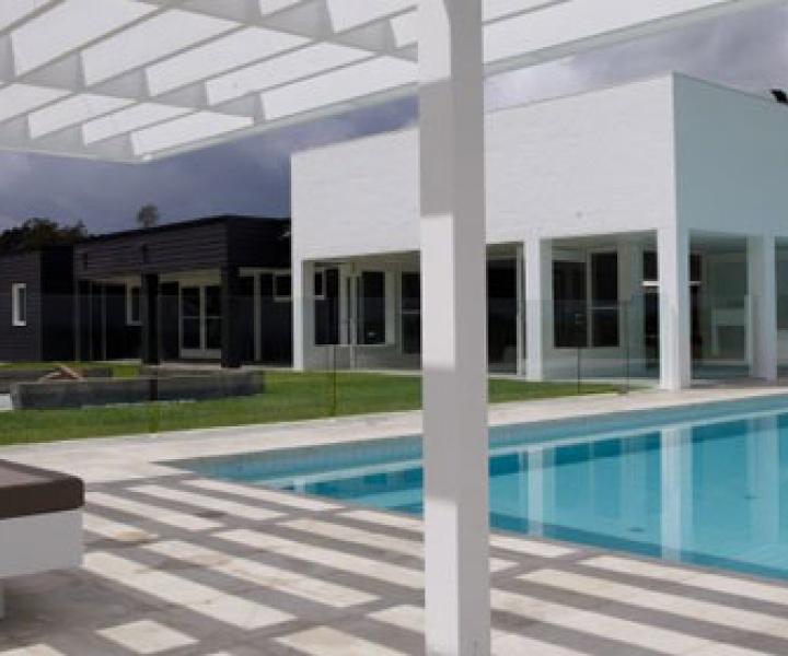 The house of architect Sharon Fraser in Australia