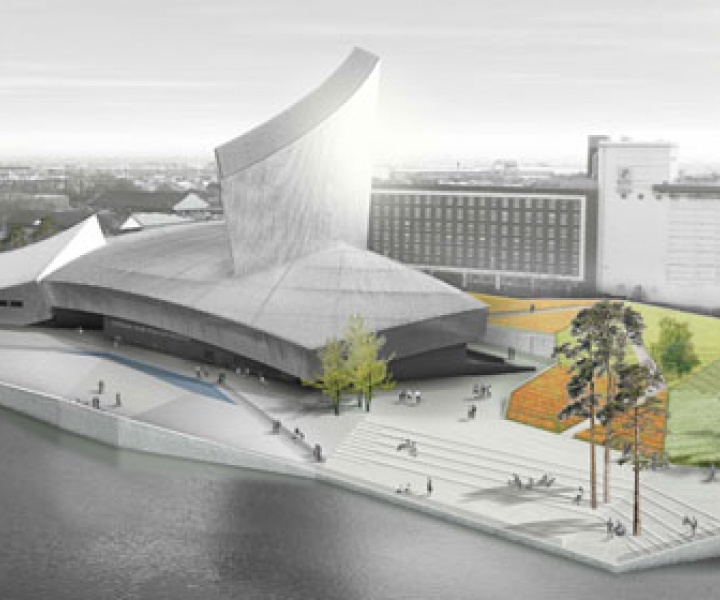 TOPOTEK 1 for Imperial War Museum North