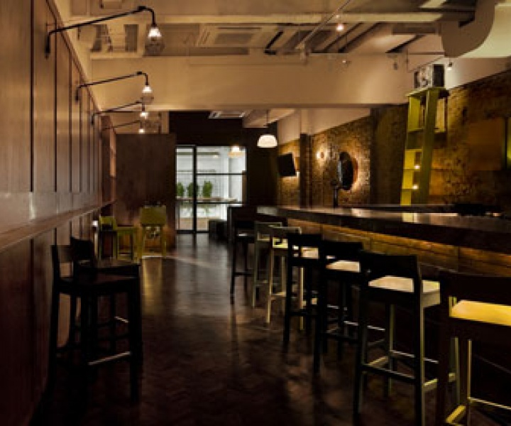 Rewind Bar by Takenouchi Webb in Singapore