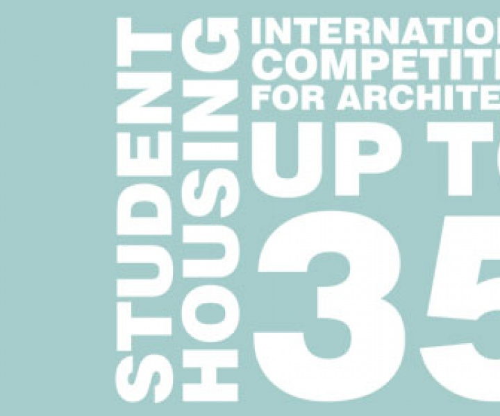 International student housing competition for architects UPTO35