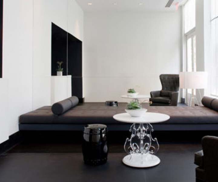 A Lobby renovation by BNO design  // 160 Wooster Street New York
