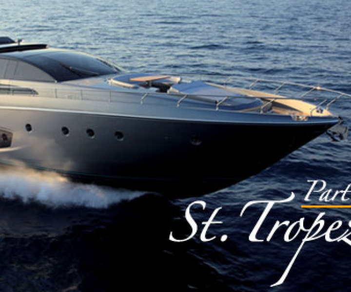 The new 86 DOMINO by RIVA // St.Tropez, part.01