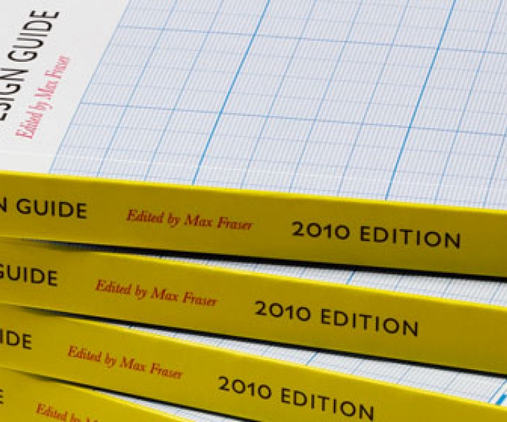 Five copies of London Design Guide by Max Fraser to be won