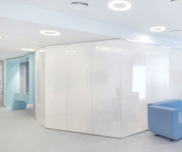 Embryocare clinic by MABarchitects