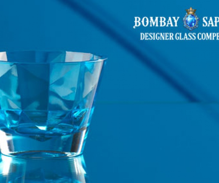 BOMBAY SAPPHIRE // DESIGNER GLASS COMPETITION 2009