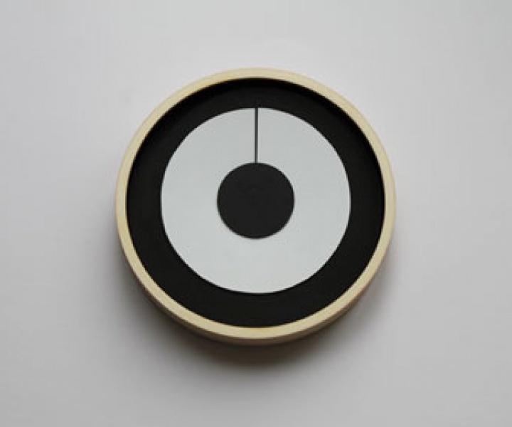 Target Clock by Simon Lumb