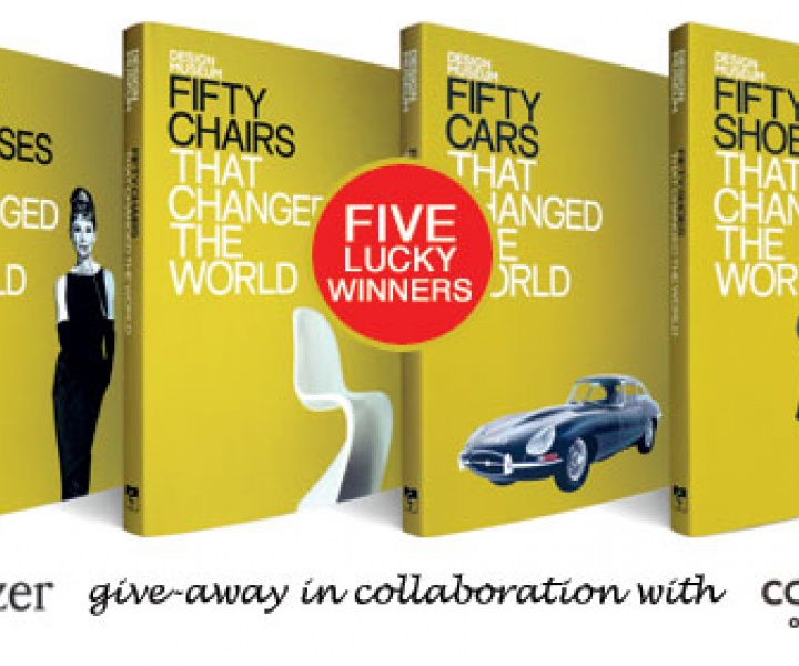FIVE complete FIFTY book collections by Conran Octopus to be won!
