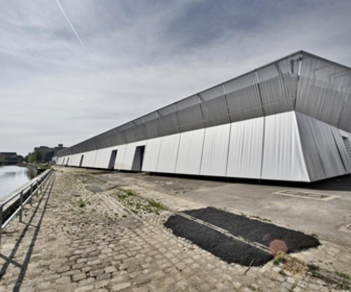 Art-Campus by Pott Architects in Berlin