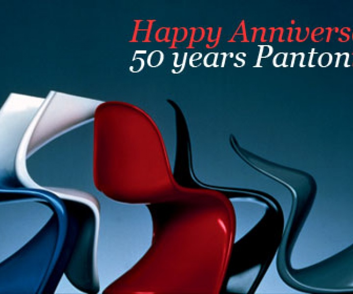 Panton Chair Turns 50