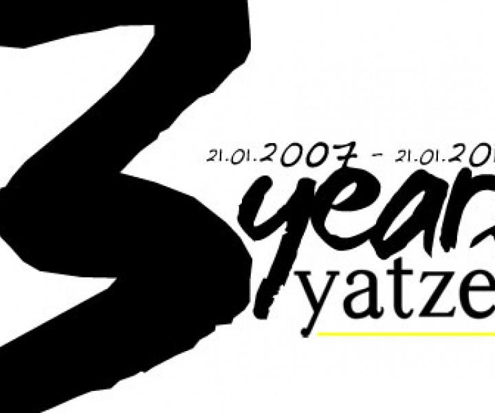 Happy Birthday Yatzer