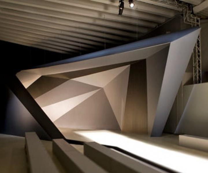 When Neil Barrett met AquiliAlberg Architects