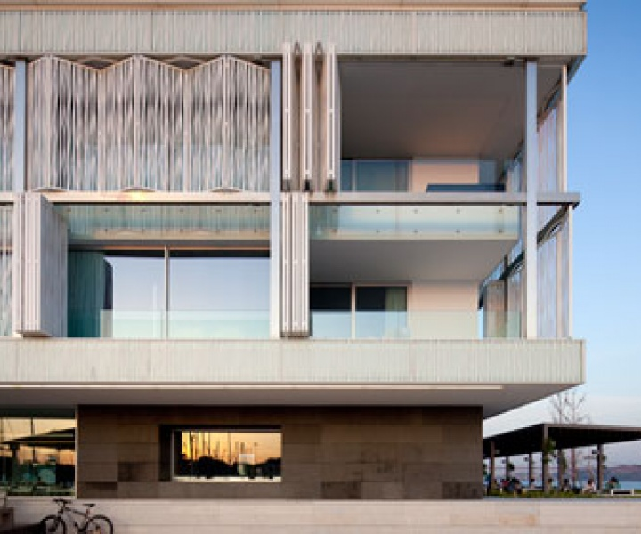 ALTIS Belem Hotel by RISCO Architects
