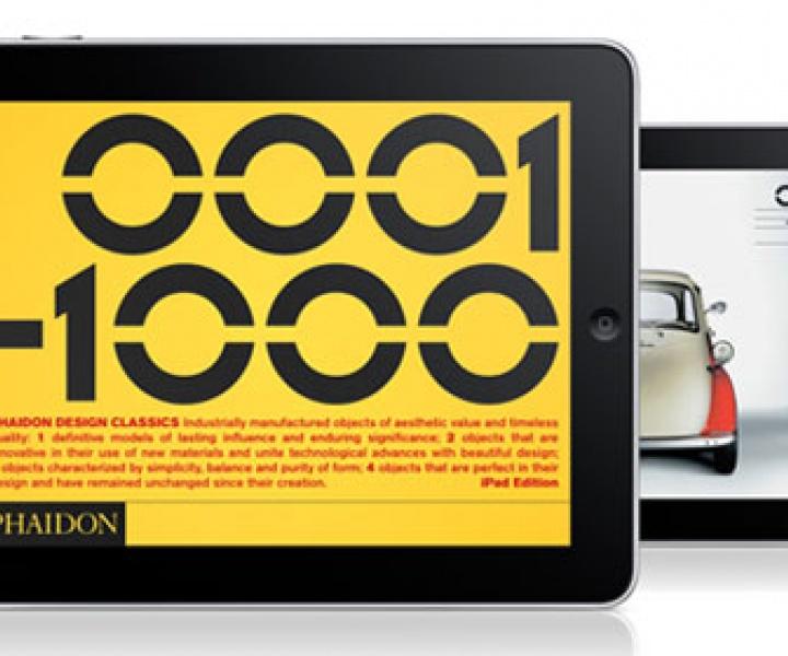 Phaidon Design Classics - IPad Edition