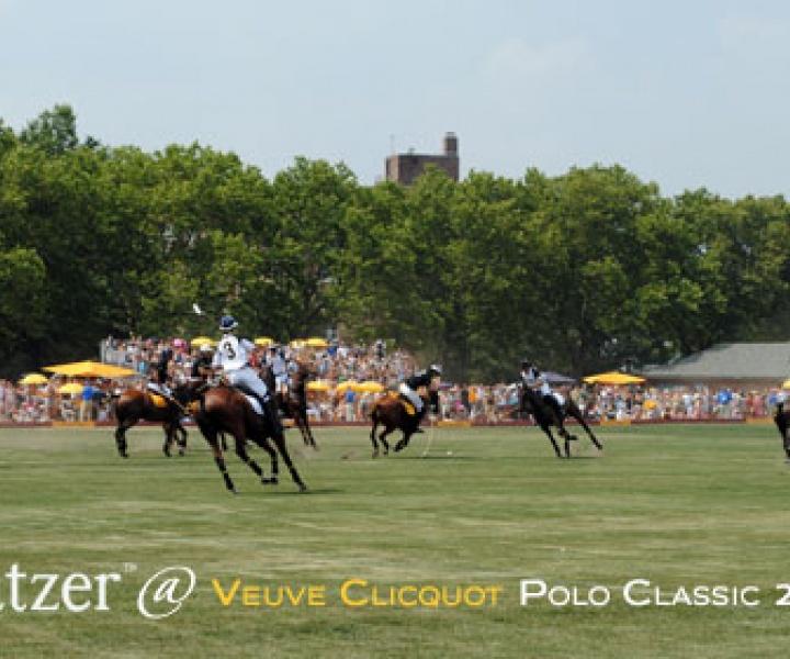 Yatzer @ Veuve Clicquot Polo Classic 2010