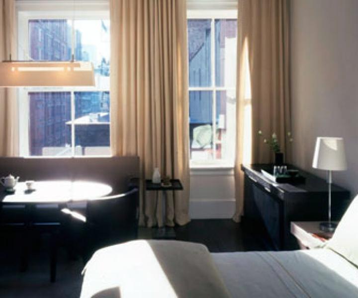 The Mercer Hotel in the heart of Soho - New York City