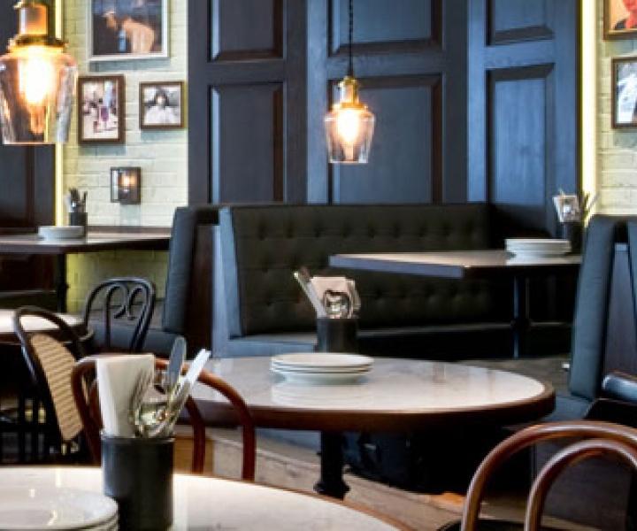 Dishoom - The first UK Bombay Café