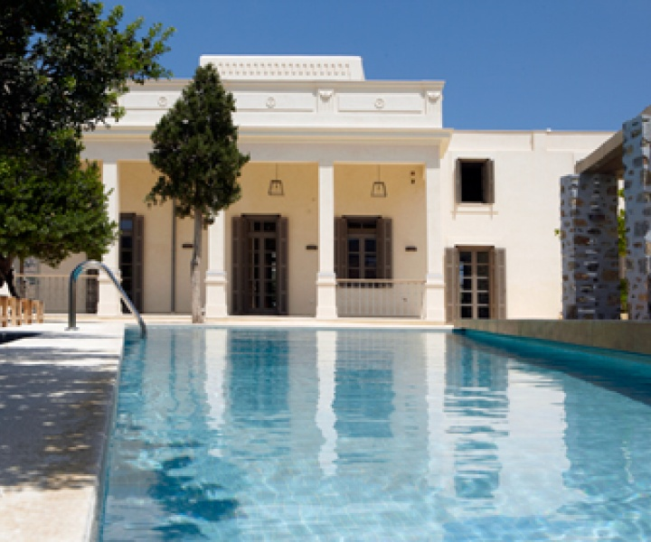 Archondiko Koulouri in Syros