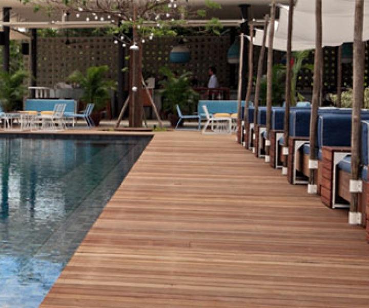 Tanjong Beach Club, Singapore