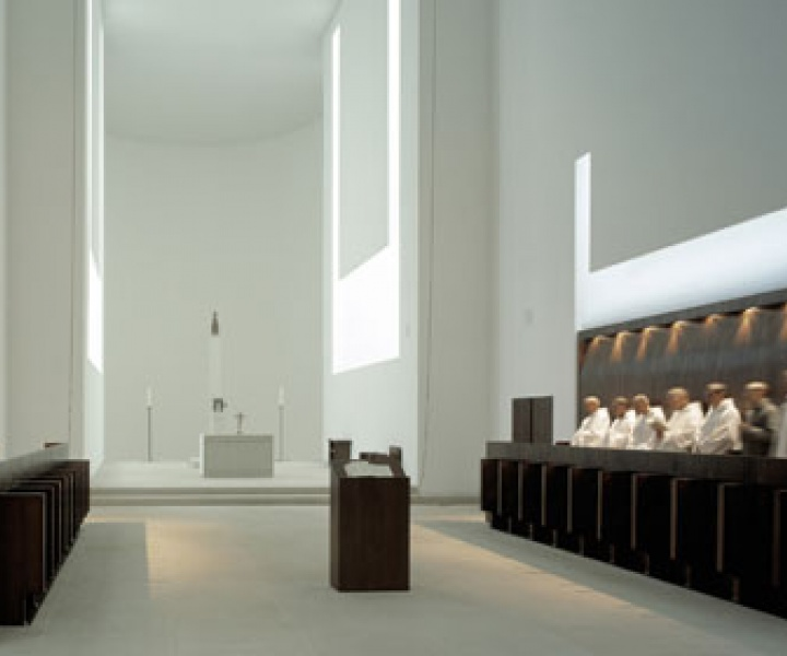 John Pawson's Plain Space at the DESIGN MUSEUM