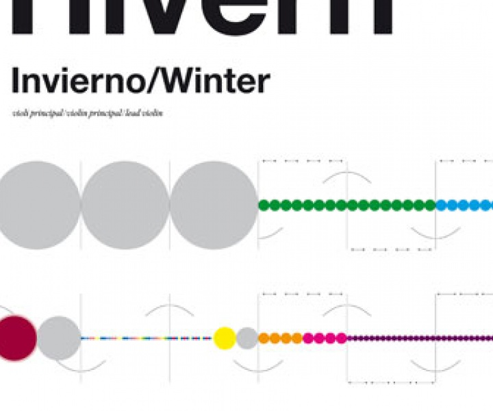 CMYK and The Four Seasons of Vivaldi