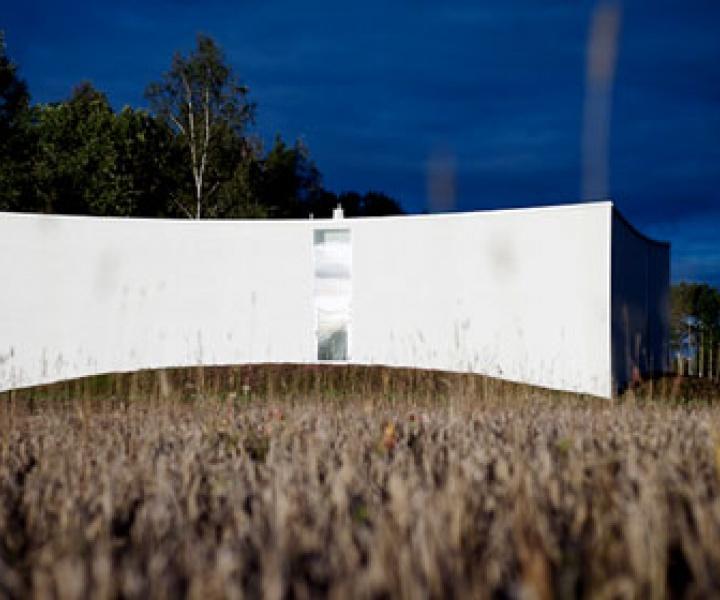 A Hill Top Wonder // Galleri Örsta by Claesson Koivisto Rune