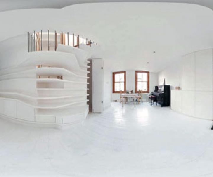 Jamie Norton's apartment by Atmos Studio