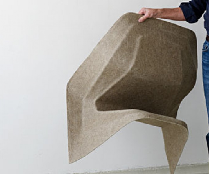 The Hemp Chair by Werner Aisslinger