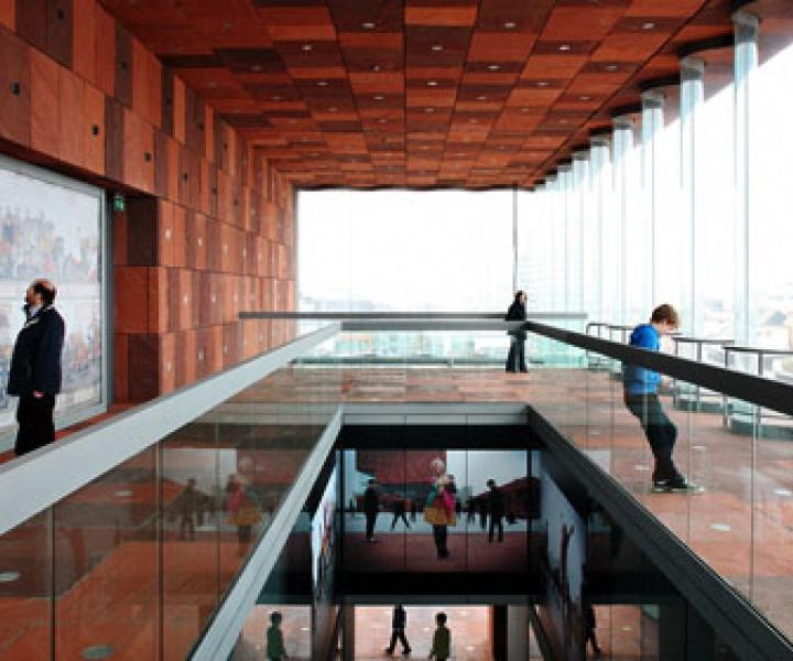 MAS Museum in Antwerp by Neutelings Riedijk