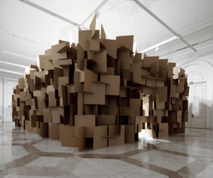 Zimoun // The Magician of Spatial Sound Installations