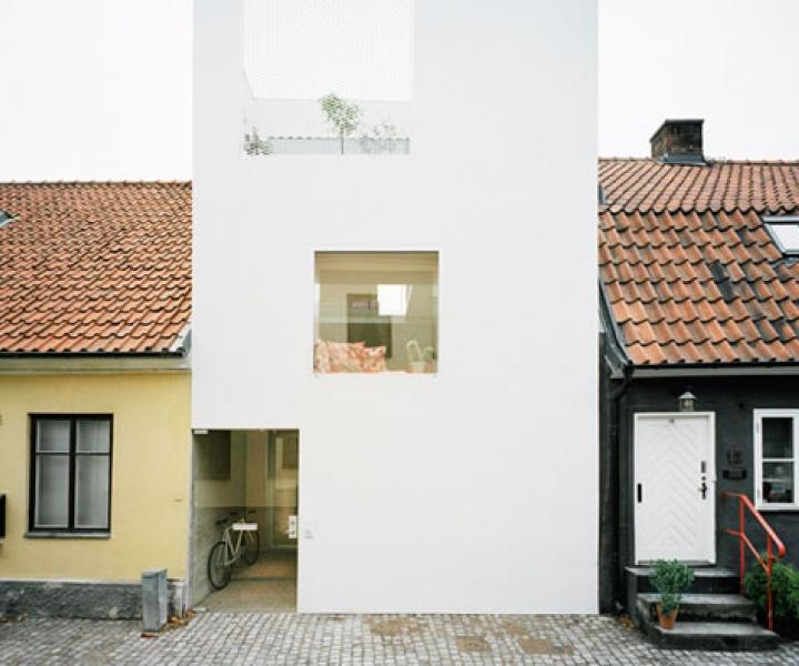 The Stark-White Townhouse by Elding Oscarson