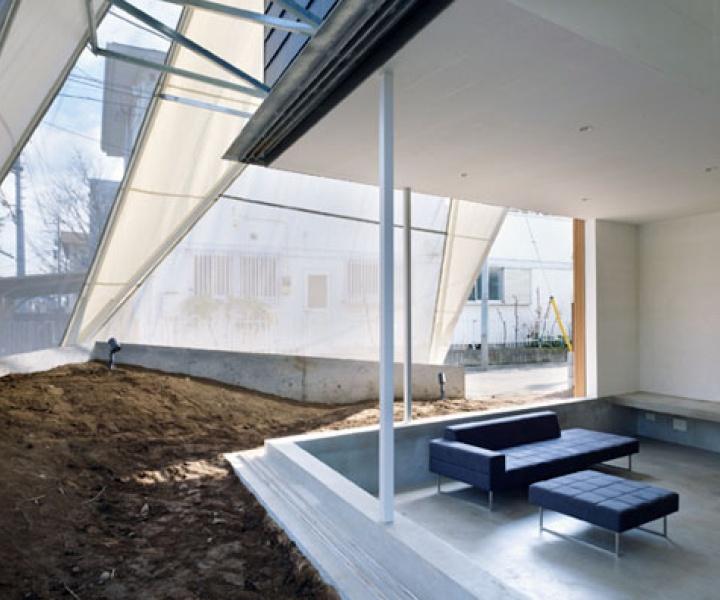 The Kodaira-shi Residence