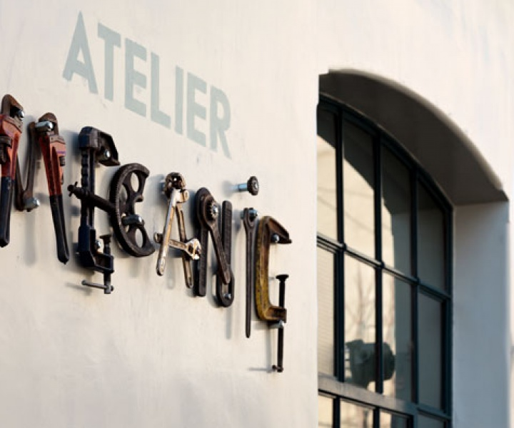 Atelier Mecanic by Corvin Cristian