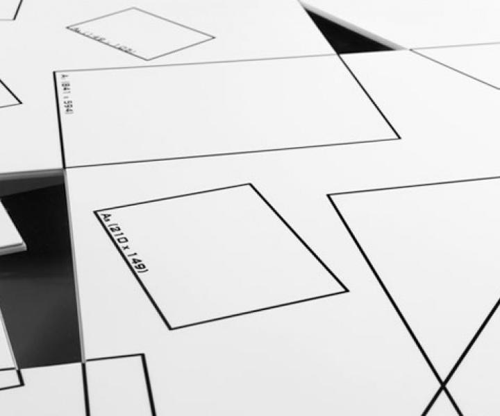 A_Table by Dragos Motica Studio