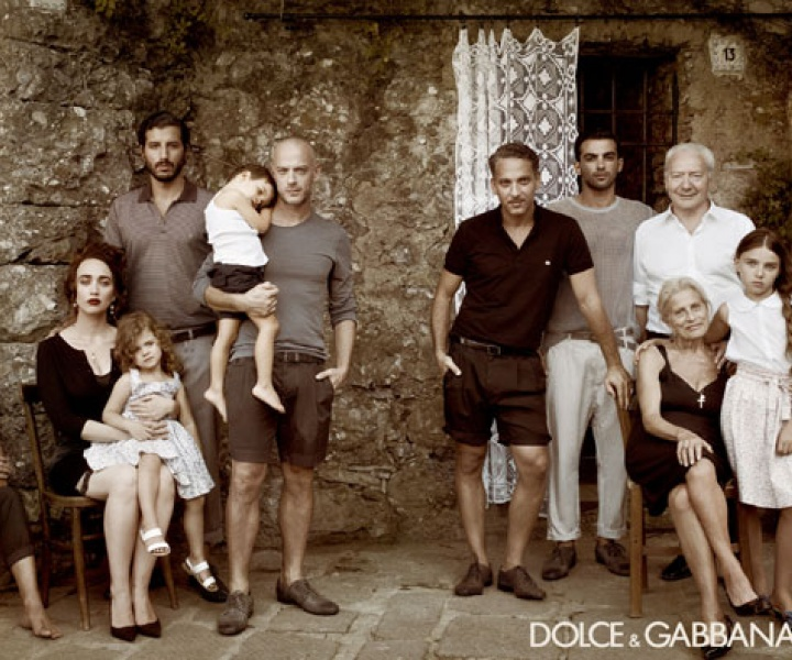 Dolce & Gabbana SS2012 Menswear Campaign Inspired by The Italian Cinema