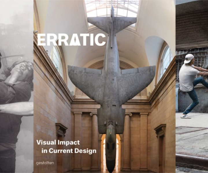 'ERRATIC-Visual Impact In Current Design' by Gestalten