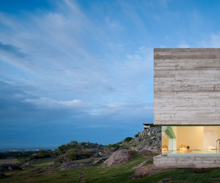 'Las Piedras Fasano' by Isay Weinfeld in Uruguay