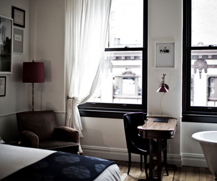 The NoMad Hotel by Jacques Garcia in New York