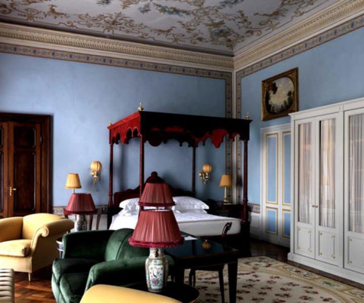 Grand Hotel Villa Cora in Florence, Italy