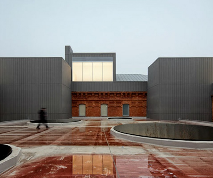 A Former Prison is Converted Into a Civic Center by EXIT Architects in Palencia, Spain