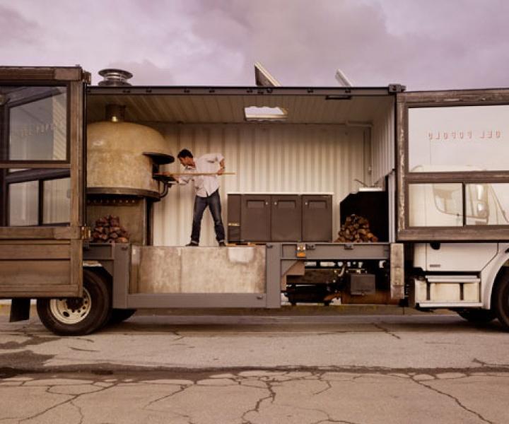 Del Popolo: The Mobile Pizzeria