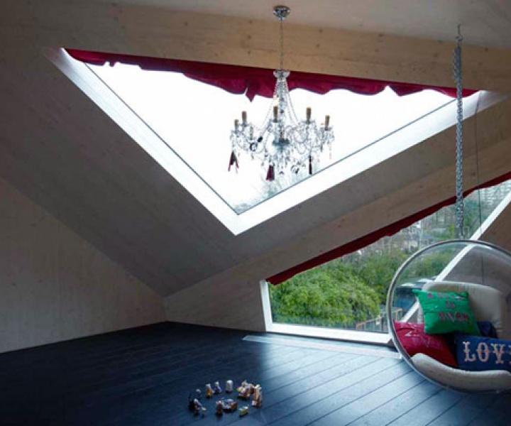 Villa Rotterdam by OOZE Architects