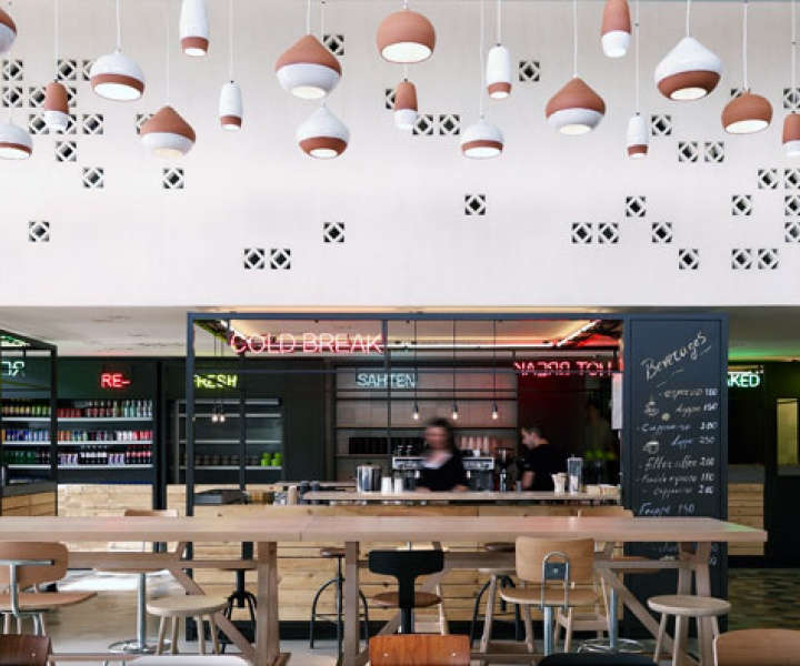 SOUK: A 24-hour Lebanese Food Market And Restaurant by K-studio
