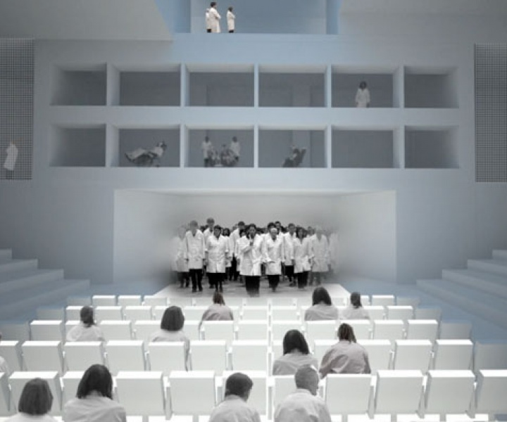 Marina Abramović Gives A Virtual Tour Of MAI