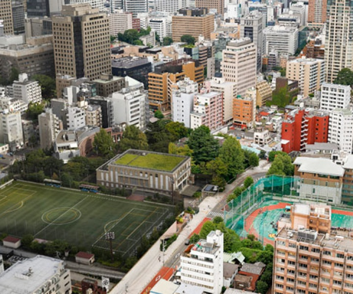 600,000 Pixels Wide: The Largest Photo Ever Taken Of Tokyo