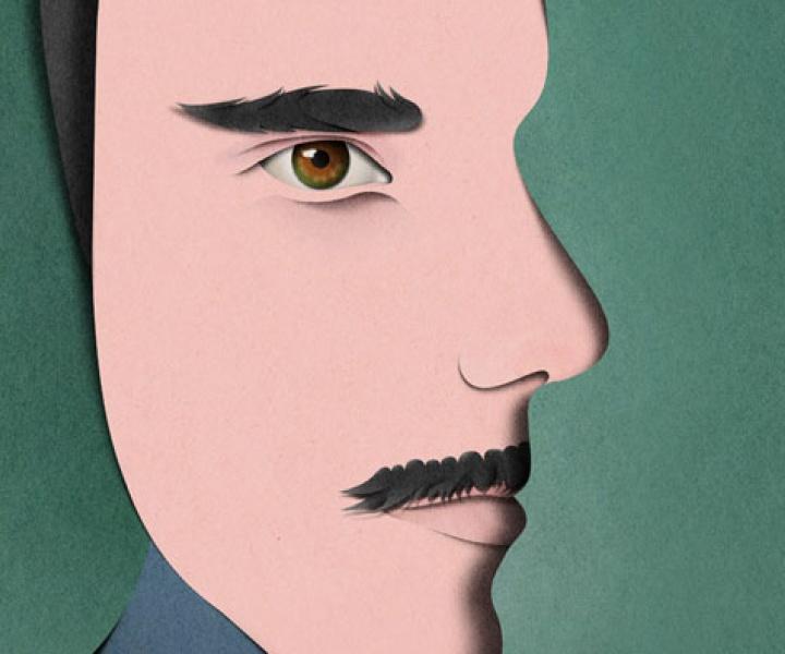 Digital Paper Cuts By Eiko Ojala