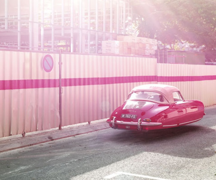 Photographer Renaud Marion Takes Us For An ''Air Drive''
