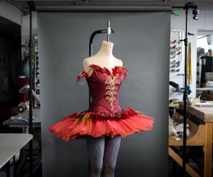 The Firebird Tutu: A Short Film By Brent Rowland