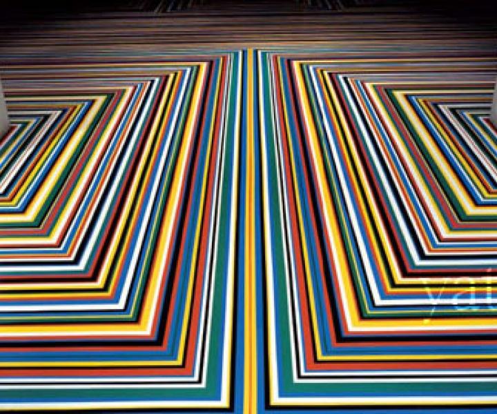Color Chart at MOMA