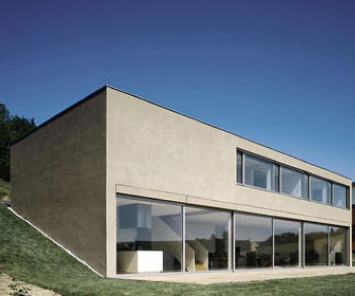 Haus auf der Alb by C18 Architects